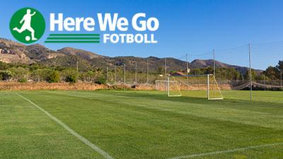 Träningsläger Fotboll