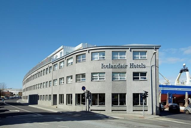 Icelandair Hotel Reykjavik Marina.